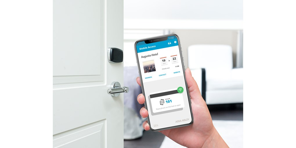 Assa Abloy Mobile Access tech