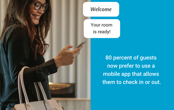 Creating Contactless Hotel Experiences